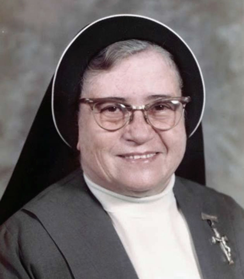 beatified-María Inés Teresa Arias