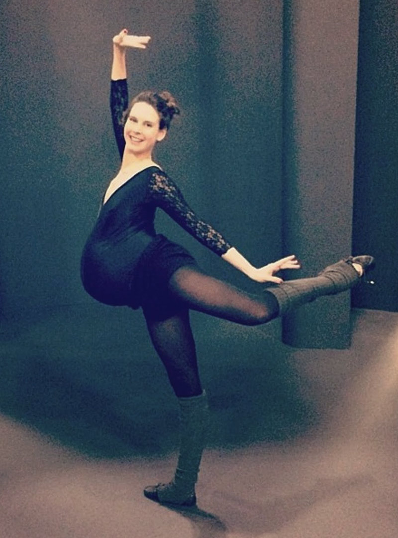 Mary Helen Bowers prenatal ballet 2